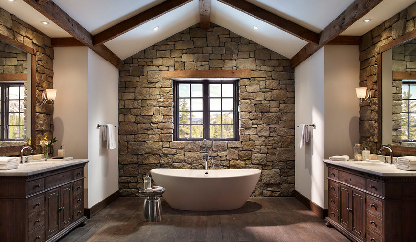 rustic bathroom (19)