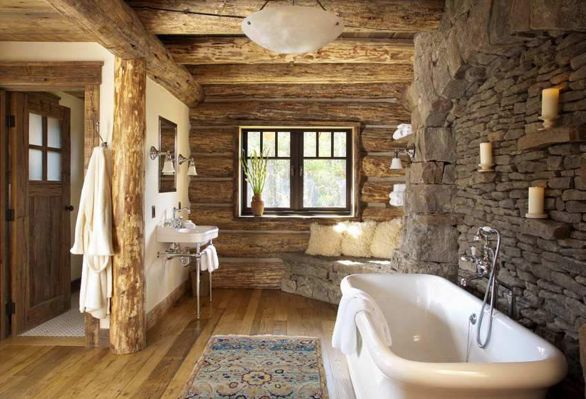 rustic bathroom (2)