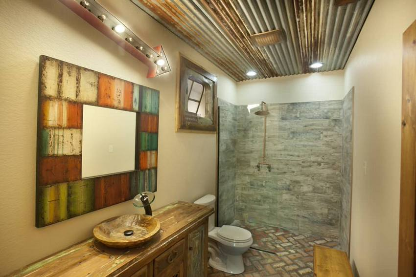 rustic bathroom (20)