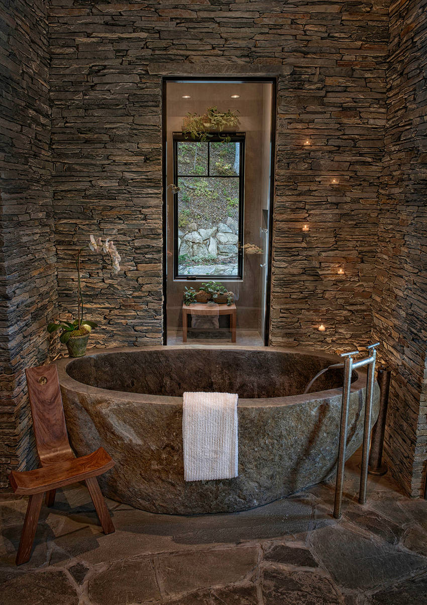 rustic bathroom (21)