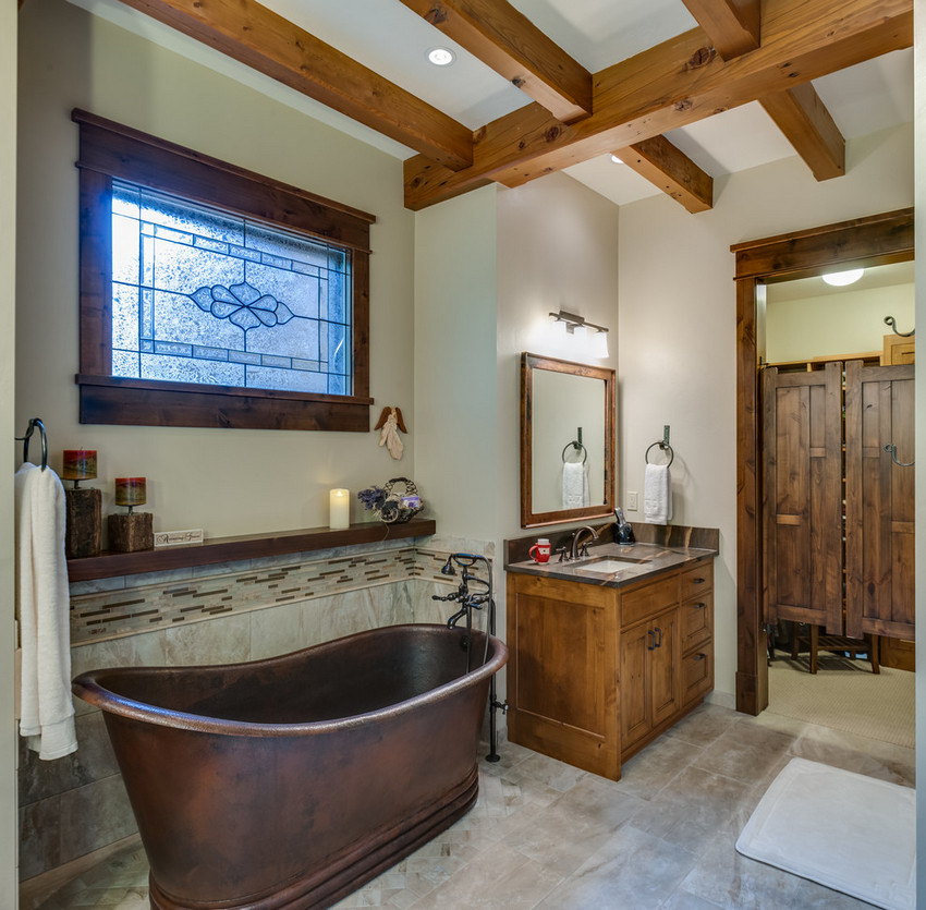 rustic bathroom (25)