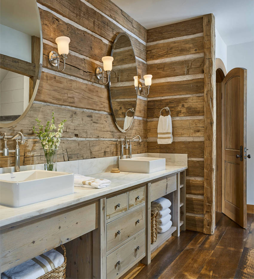 rustic bathroom (3)