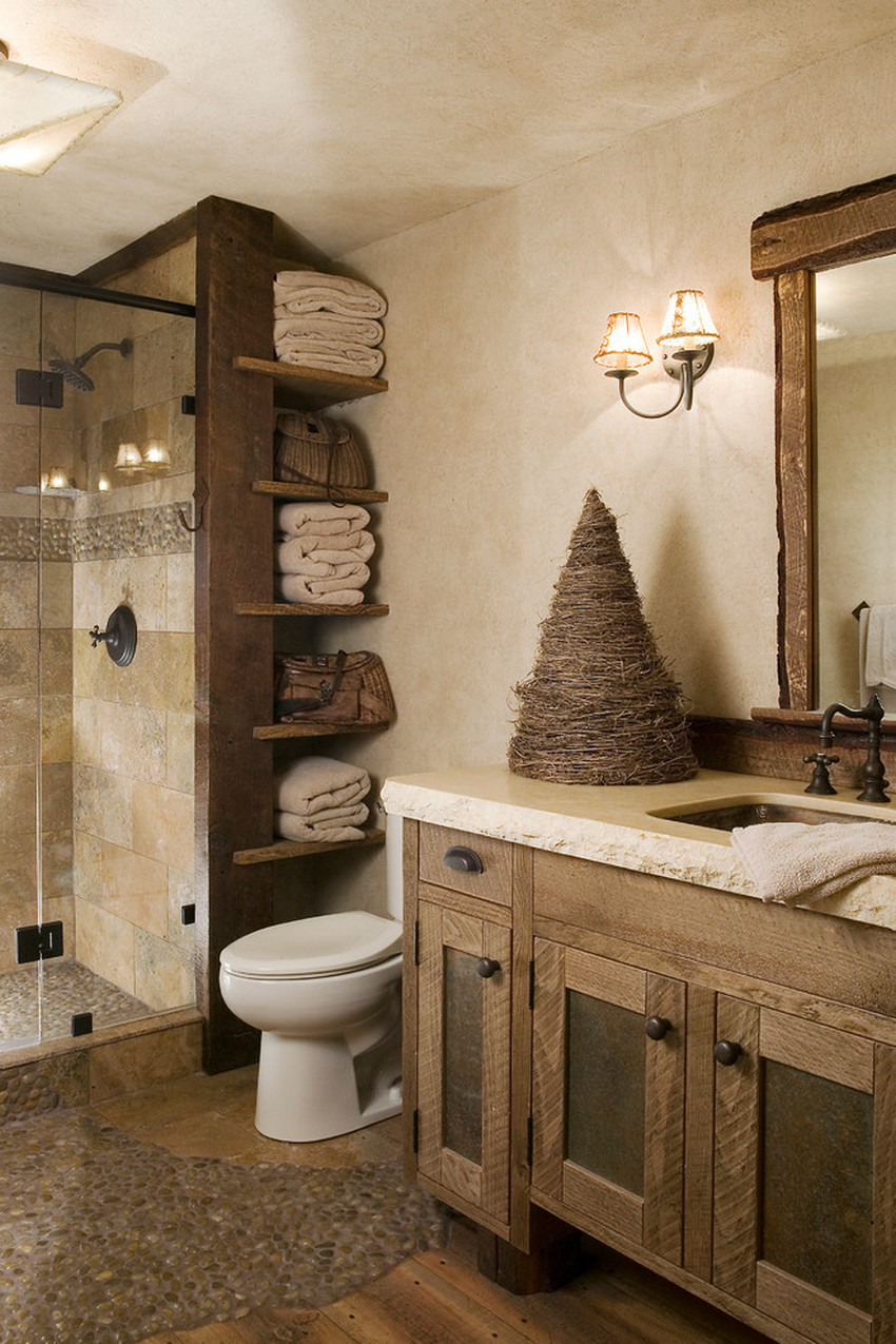 rustic bathroom (30)