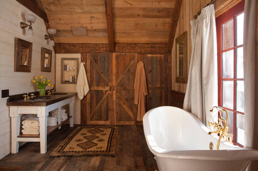 rustic bathroom (35)
