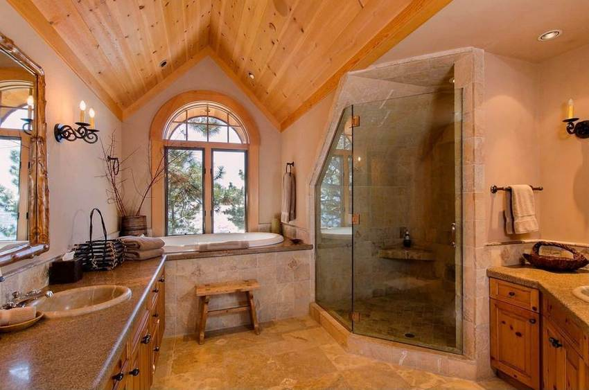 rustic bathroom (36)