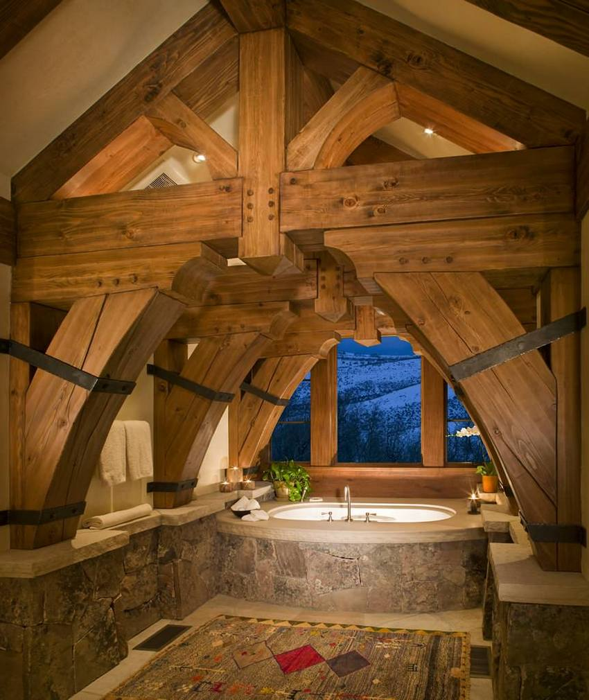 rustic bathroom (39)