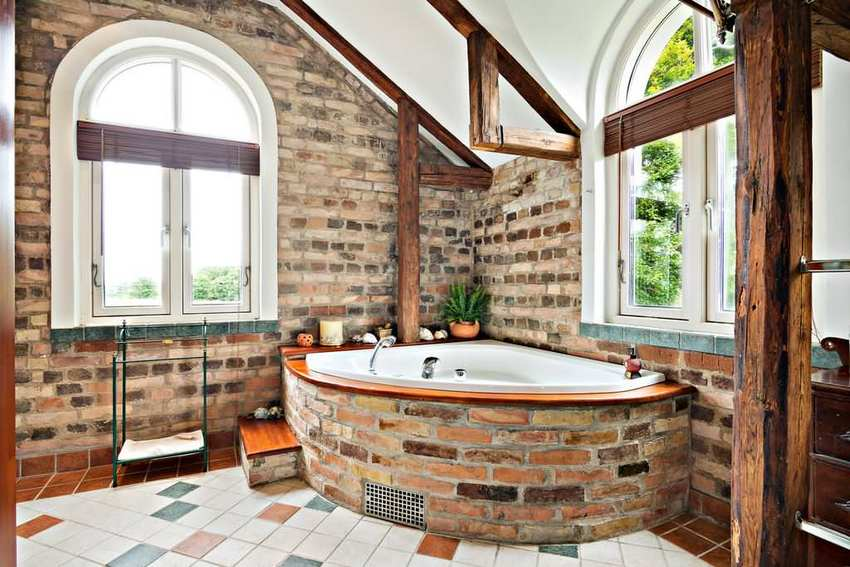 rustic bathroom (44)