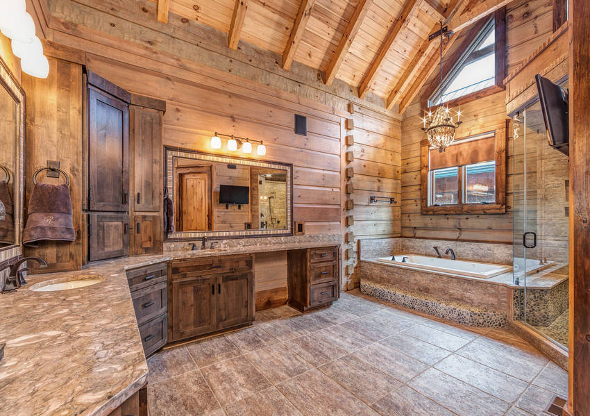 rustic bathroom (46)