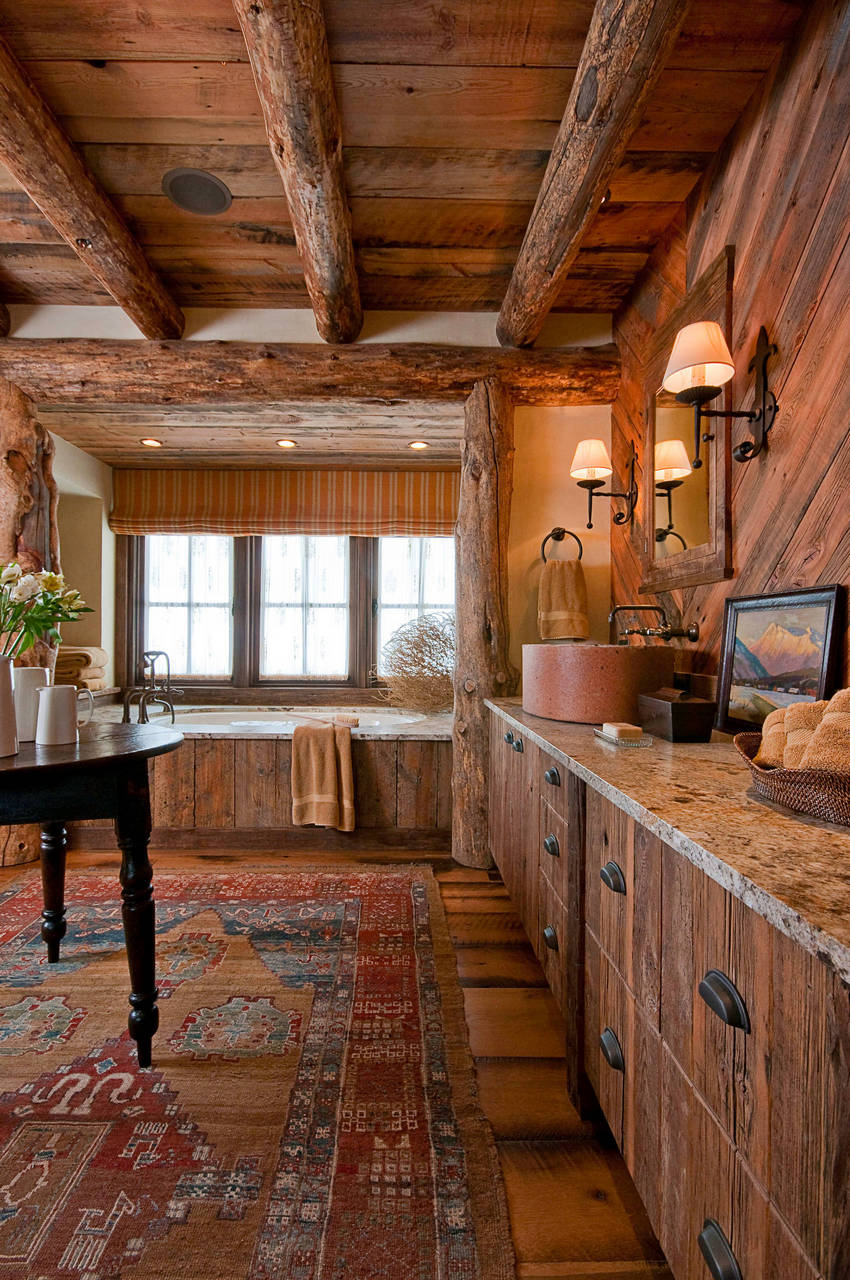 rustic bathroom (47)