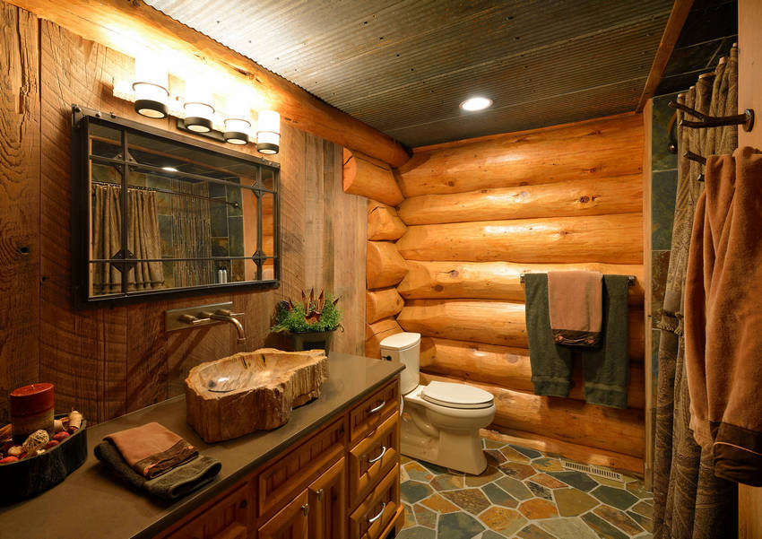 rustic bathroom (5)