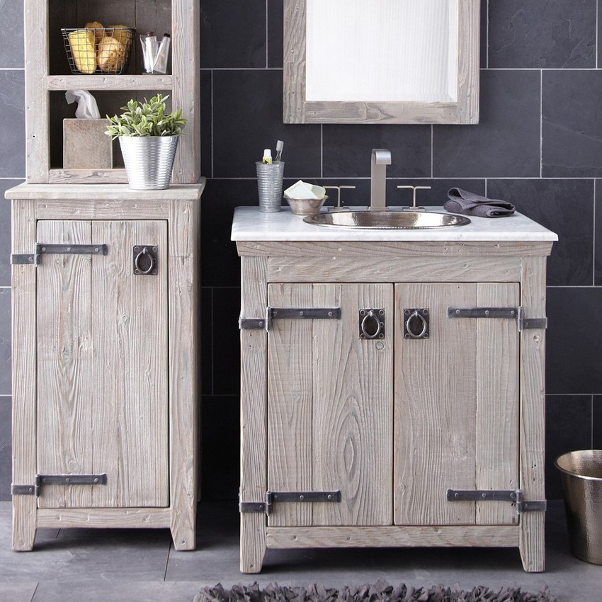 rustic bathroom (50)