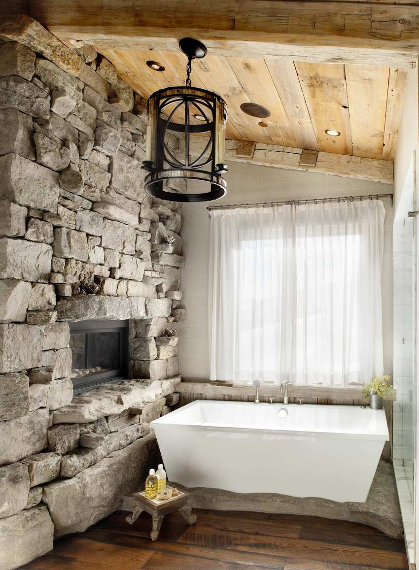 rustic bathroom (8)