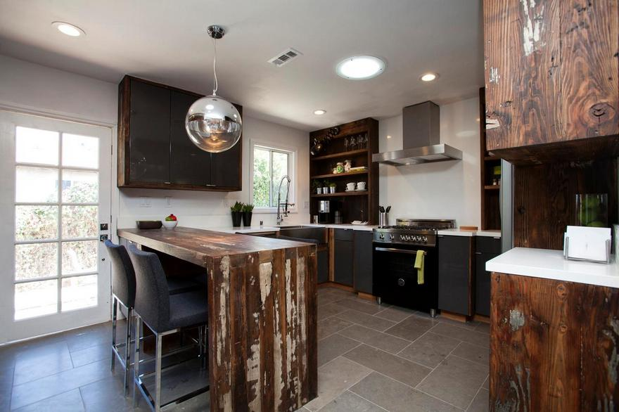 Modern Rustic Kitchen Designs And Ideas Rustic Living And Home