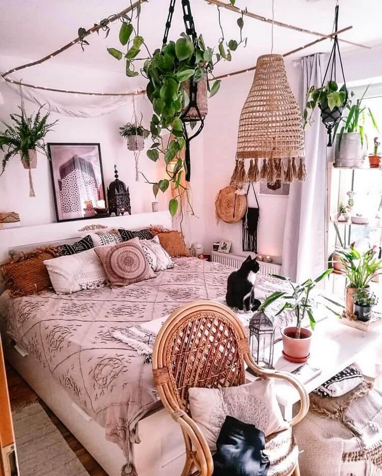 Bohemian Style Rustic Home Decor Ideas Rustic Home Decor And Design Ideas